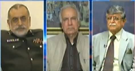 Infocus with Reham Khan (Army Chief Visit To Afghanistan) - 17th December 2014
