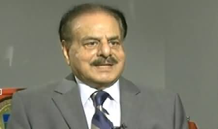 Infocus with Reham Khan (Gen (R) Hamid Gul Special Interview) - 11th October 2014