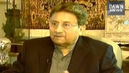 Infocus with Reham Khan (Pervez Musharraf Exclusive Interview) - 18th December 2014