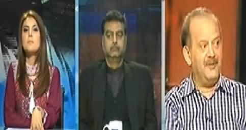 Infocus with Reham Khan (PMLN Ka Jalsa, Kya PTI Ke Jawab Mein) - 29th November 2014