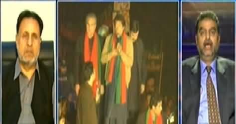 Infocus with Reham Khan (PTI Vs PMLN in Faisalabad) – 8th December 2014