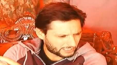 Infocus with Reham Khan (Shahid Afridi Active For IDPs) - 25th October 2014
