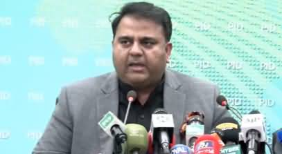 Information Minister Fawad Chaudhry Press Conference - 2nd January 2019