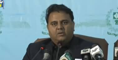 Information Minister Fawad Chaudhry Press Conference on Asia Bibi Issue - 1st November 2018