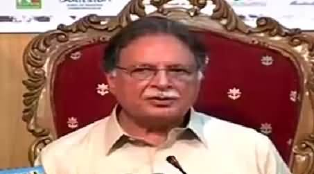 Information Minister Pervez Rasheed Short Press Conference on Karachi Airport Attack