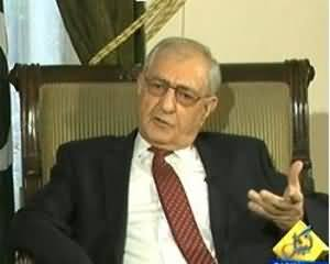 Inkaar - 5th August 2013 (Exclusive Interview of Governor of Balochistan Muhammad Khan Achakzai)