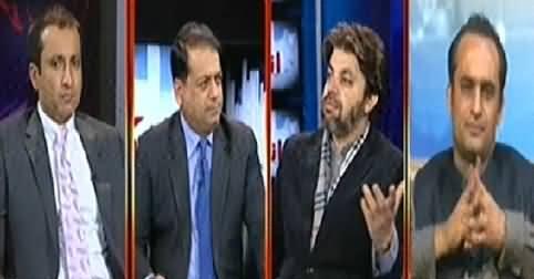 Inkaar (Govt is Sealing Islamabad to Stop 30th November) - 24th November 2014