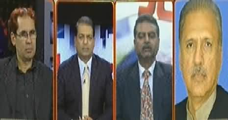 Inkaar (Govt Made First Contact with PTI for Dialogues) - 11th December 2014
