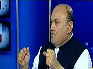 Inkaar (Govt Still Decides To Dialogue After Ending Ceasefire) – 17th April 2014