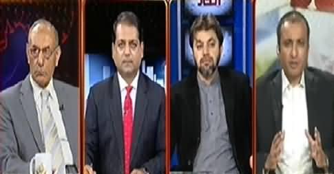 Inkaar (Imran Khan on A Defensive Position?) - 6th November 2014