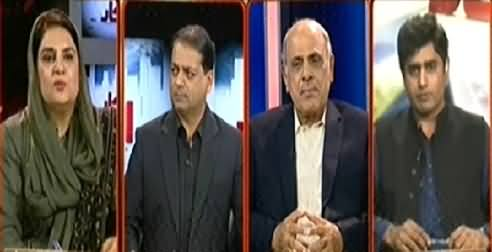 Inkaar (Is Pakistan Moving Towards Constitutional Crises?) - 27th November 2014