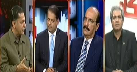 Inkaar (Is There An Chance of Reconciliation Between PTI and PMLN) – 9th December 2014