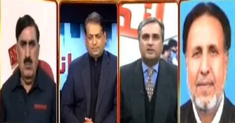 Inkaar (NA-122 Vote Audit, Kaun Sacha, Kaun Jhoota) – 15th January 2015