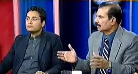 Inkaar (New Call of Imran Khan to Shake Nawaz Sharif) - 27th October 2014