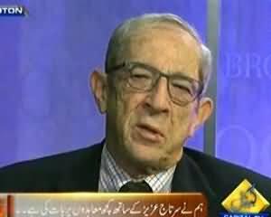 Inkaar (Pakistan Ke PM Ki America Ke Sadar Ke Sath Mulaqat ) - 12th November 2013