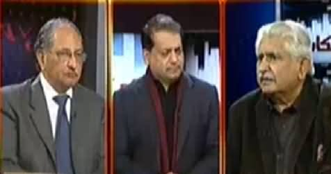 Inkaar (PM Nawaz Sharif Meeting with Army Chief) - 23rd December 2014