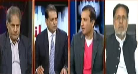 Inkaar (PTI and PMLN Allegations to Each Other) - 2nd December 2014