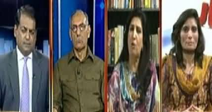 Inkaar (Why Major Amir Left Dialogue Committee?) – 28th April 2014