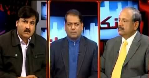 Inkaar (Why PTI and PMLN Not Serious in Dialogues) – 22nd January 2015
