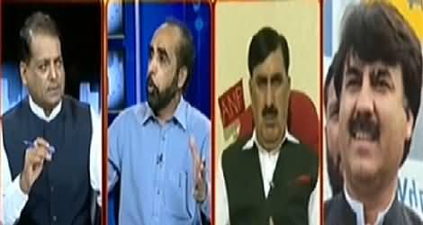Inkaar (Will Now Imran Khan Cancel His Long March?) – 25th July 2014