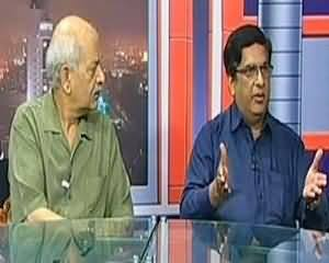 Insight - 1st August 2013 (Mojoodaa Hukomaat Ki Qaumi Salamti Ki Policy)