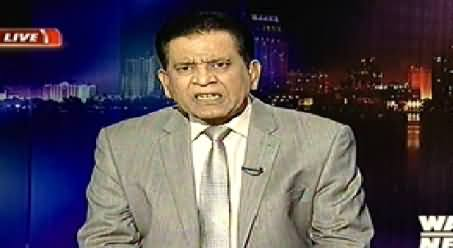 Insight (Azadi March & Inqilab March Special Transmission) – 16th August 2014