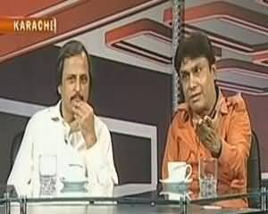 Insight (Ehem Qaumi Mamlaat Aur Media Ka Kirdar..) - 29th August 2013