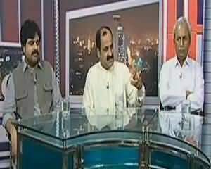 Insight on PTV News (Karachi Mai Aman-o-Aman .. Mumkinaa Target Operation) - 2nd September 2013