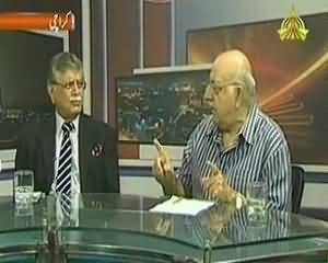 Insight on PTV (9/11 Hamle ... Dehshat Gardi k Khilaaf Almi Jang) - 11th September 2013