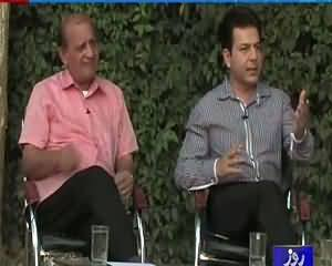 Insight Pakistan With Ammara (India Pakistan Kasheedagi) – 15th June 2015