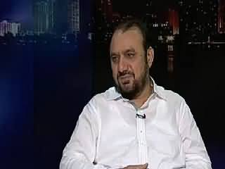 Insight with Saleem Bokhari (India Ran Away From Negotiations) – 23rd August 2015