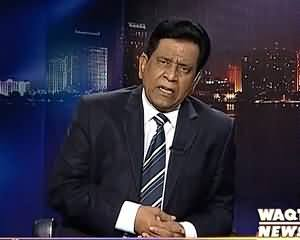 Insight with Saleem Bokhari (Karachi Operation To Be Continued) – 16th May 2015