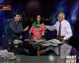 Insight with Saleem Bokhari (Zardari's Iftaar Show Failed) – 20th June 2015