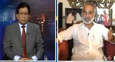 Insight with Saleem Bokhari (Zulfiqar Mirza Exclusive Interview) – 9th May 2015