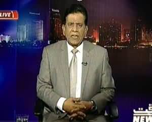 Insight with Saleem Bukhari (Are Foreign Powers Interfering Dialogues) – 22nd March 2014