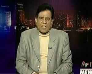 Insight with Saleem Bukhari (Dialogue, Last Chance For Peace) – 1st February 2014