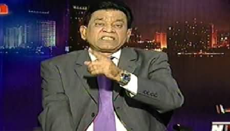 Insight with Saleem Bukhari (Govt Failed in Handling Protests) - 9th August 2014