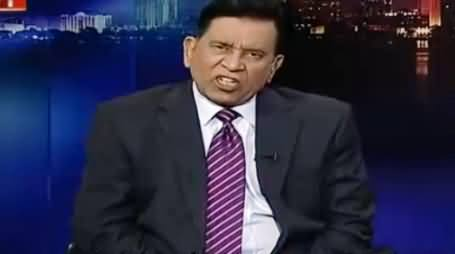 Insight with Saleem Bukhari (Iranian President Visit) – 26th March 2016