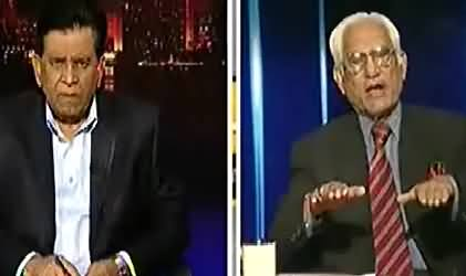 Insight with Saleem Bukhari (Is Army with Musharraf?) –15th March 2014