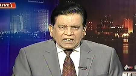 Insight with Saleem Bukhari (Is Sit-in Politics Going to Die) – 25th October 2014