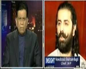 Insight with Saleem Bukhari (Is there Any Possibility of Dialogue) – 25th January 2014