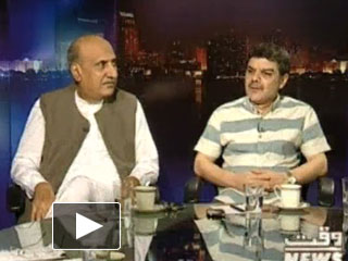 Insight with Saleem Bukhari (Karachi Operation and APC) - 8th September 2013