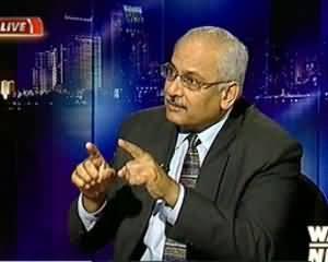 Insight with Saleem Bukhari (Muzakraat Main Kasheedgi) – 9th November 2013