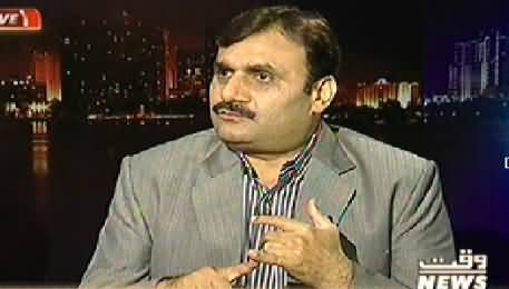 Insight with Saleem Bukhari (PPP Govt Aur Andron e Sindh Ke Masail) – 1st November 2014