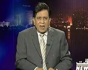 Insight with Saleem Bukhari (PTI and PAT Protest on 11th May) - 3rd May 2014