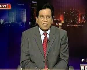 Insight with Saleem Bukhari (Why There Are Differences Between Govt and Army) – 12th April 2014