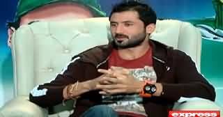 Inspired Sitary With Muhammad Wasim (Special Talk With Junaid Khan) – 13th March 2015