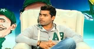 Inspired Sitary With Muhammad Wasim (Umar Akmal Special Talk) – 7th March 2015