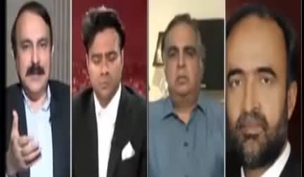 Interesting Debate B/W Tariq Fazal & Qamar Zaman Kaira On Why Nawaz Sharif Disqualified on Iqama
