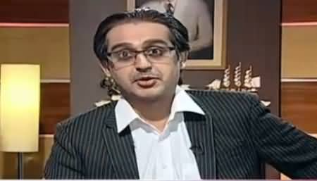 Interesting Parody of Dr. Shahid Masood on Channel24 New Comedy Program